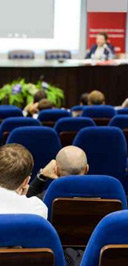 Symposiums <br>& conferences